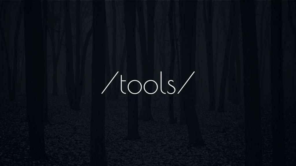 /tools/