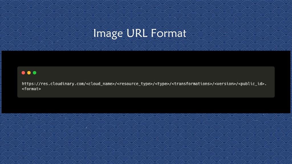 11 Image URL Format