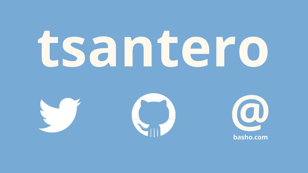 @ basho.com tsantero