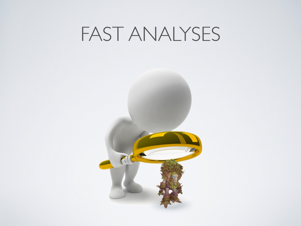 FAST ANALYSES