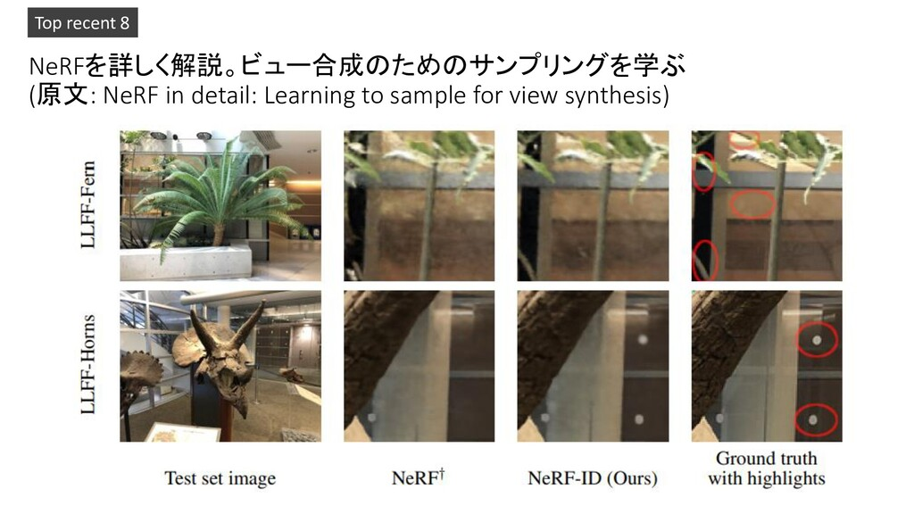 NeRFを詳しく解説。ビュー合成のためのサンプリングを学ぶ (原文: NeRF in deta...