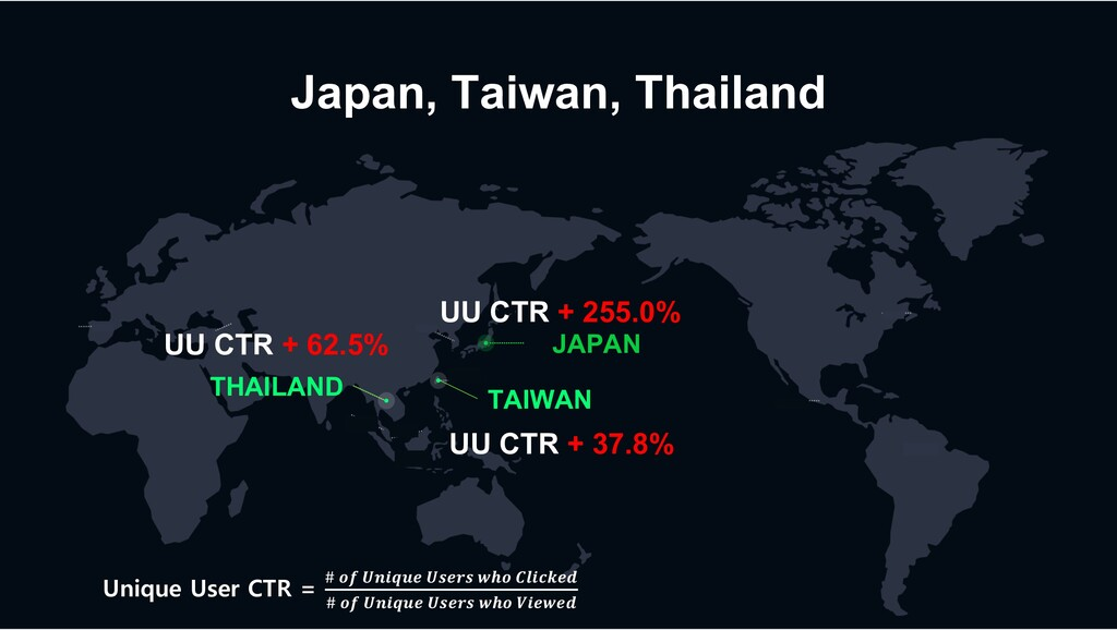 Japan, Taiwan, Thailand THAILAND JAPAN TAIWAN U...