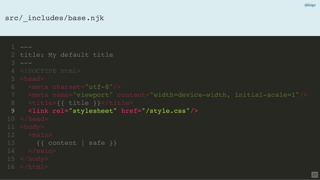 "<link rel=""stylesheet"" href=""/style.css""/> --- ..."