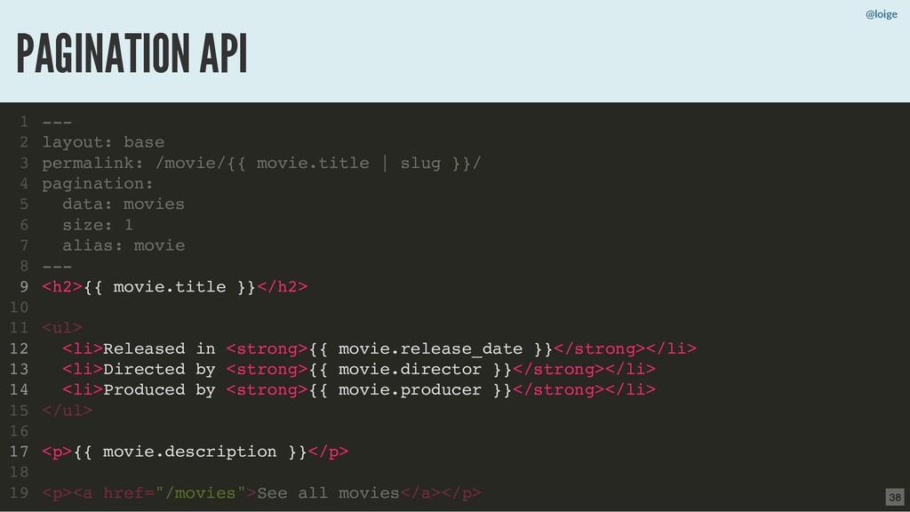 @loige PAGINATION API --- layout: base permalin...