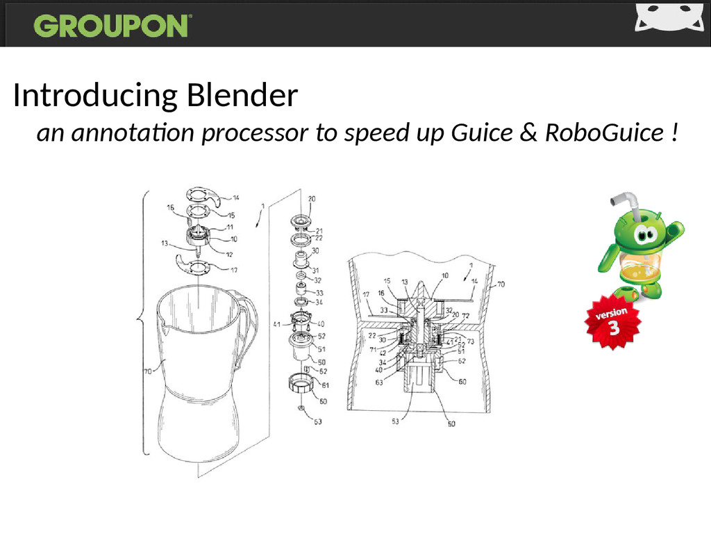 Introducing Blender an annotaton processor to s...