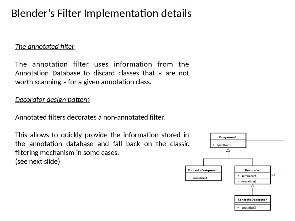 Blender's Filter Implementaton details The anno...