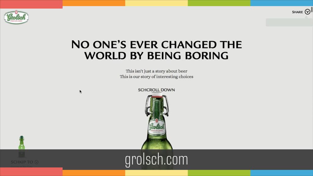 grolsch.com