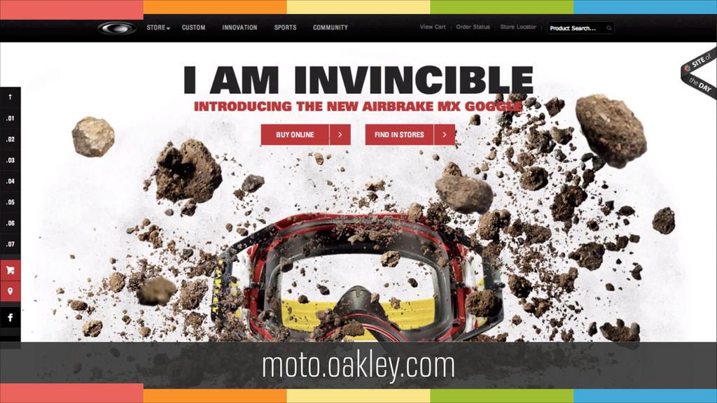 moto.oakley.com