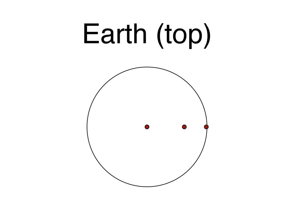 Earth (top)