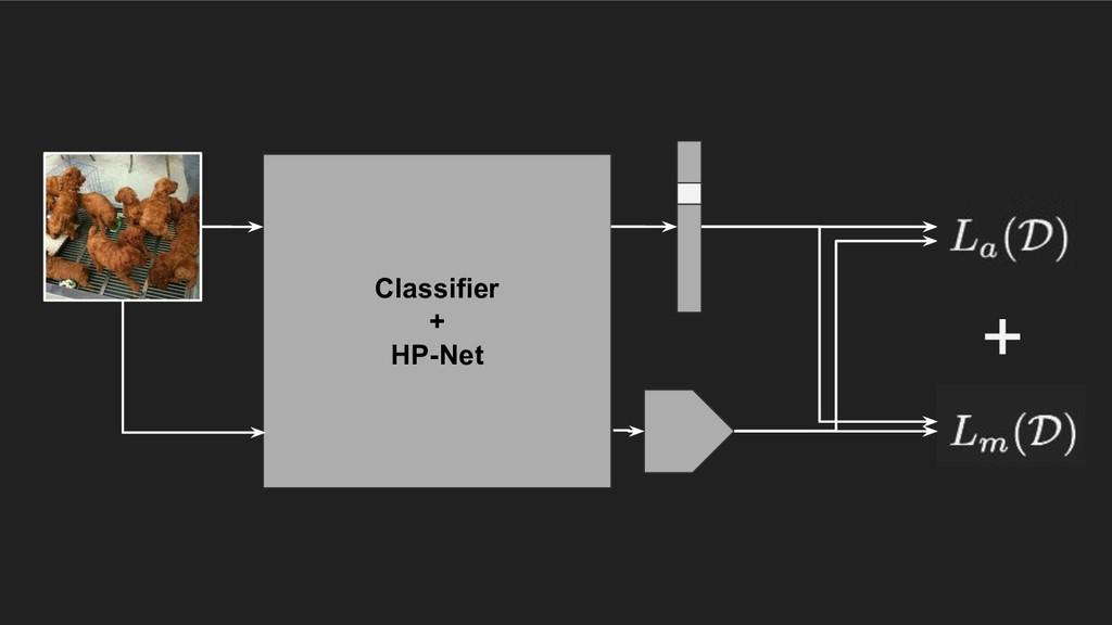 Classifier + HP-Net +