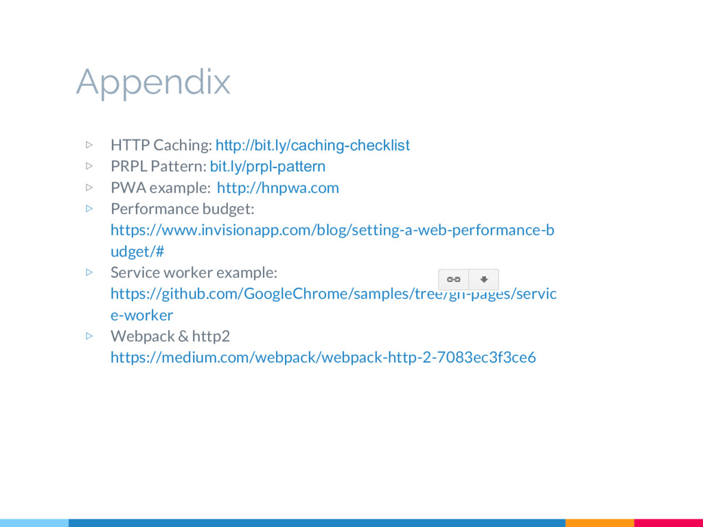 Appendix ▷ HTTP Caching: http://bit.ly/caching-...