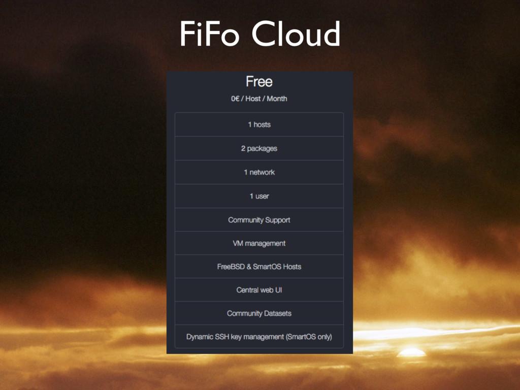 FiFo Cloud