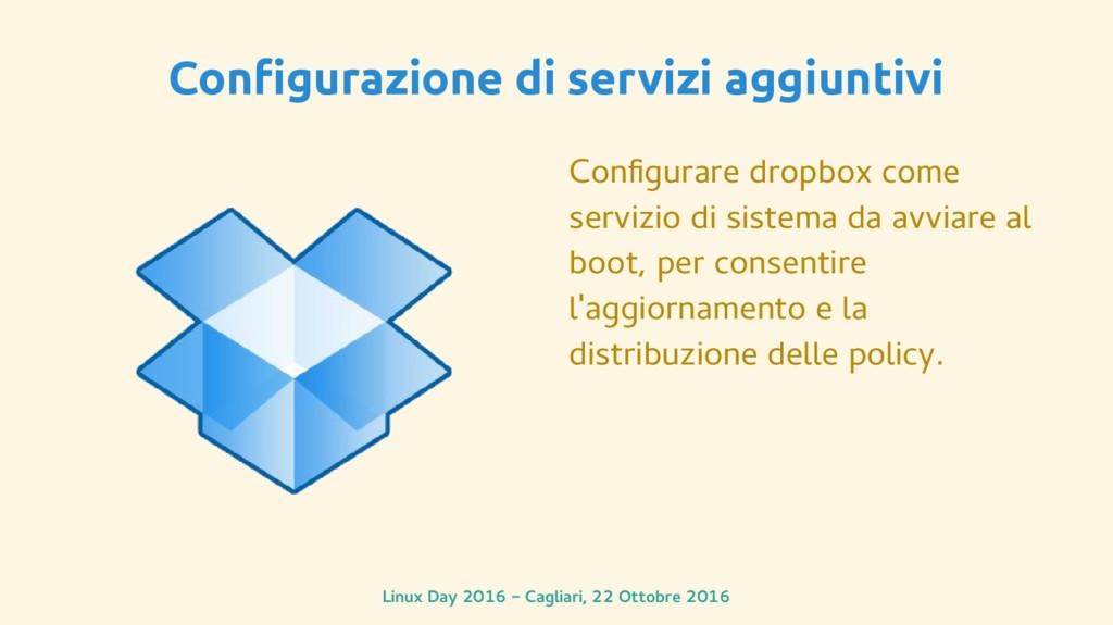 Linux Day 2016 - Cagliari, 22 Ottobre 2016 Conf...