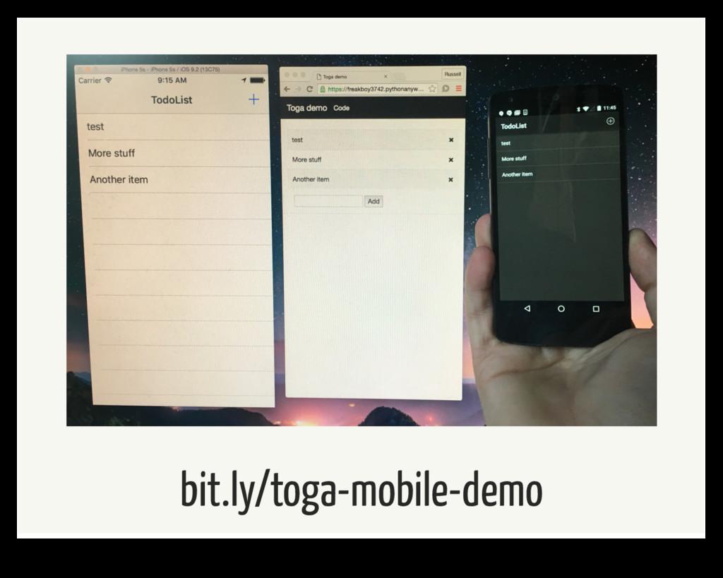 bit.ly/toga-mobile-demo