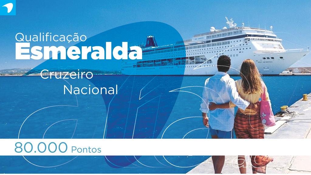 Qualificação Esmeralda Cruzeiro Nacional 80.000 ...