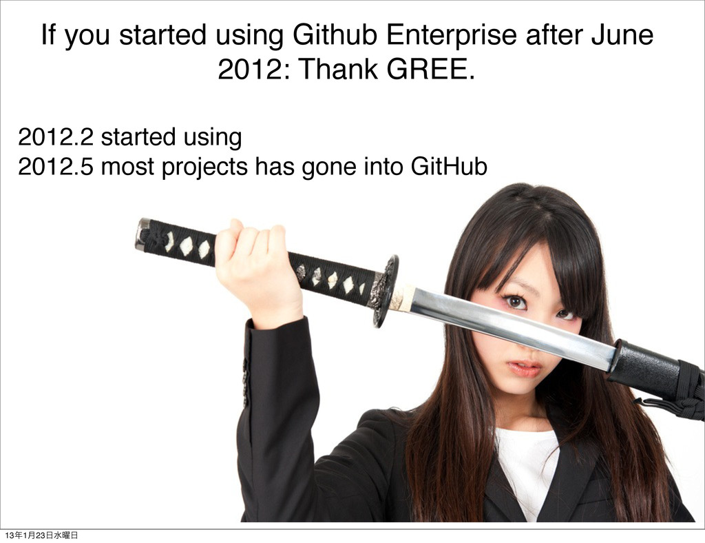If you started using Github Enterprise after Ju...