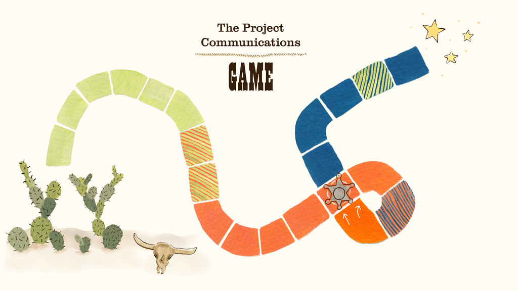 The Project Communications  GAME