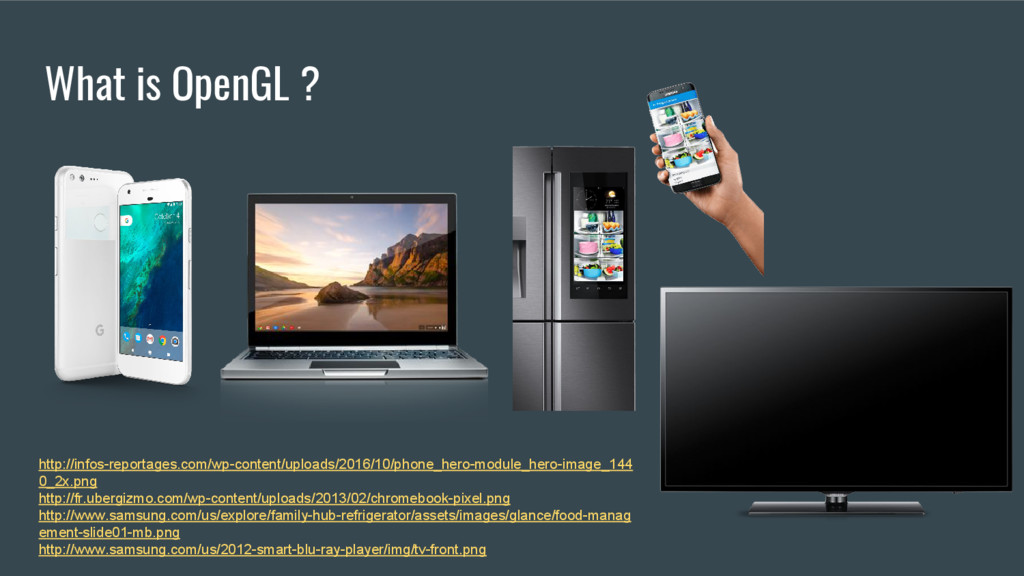What is OpenGL ? http://infos-reportages.com/wp...