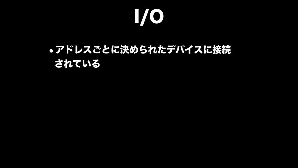 *0 wΞυϨε͝ͱʹܾΊΒΕͨσόΠεʹଓ ͞Ε͍ͯΔ