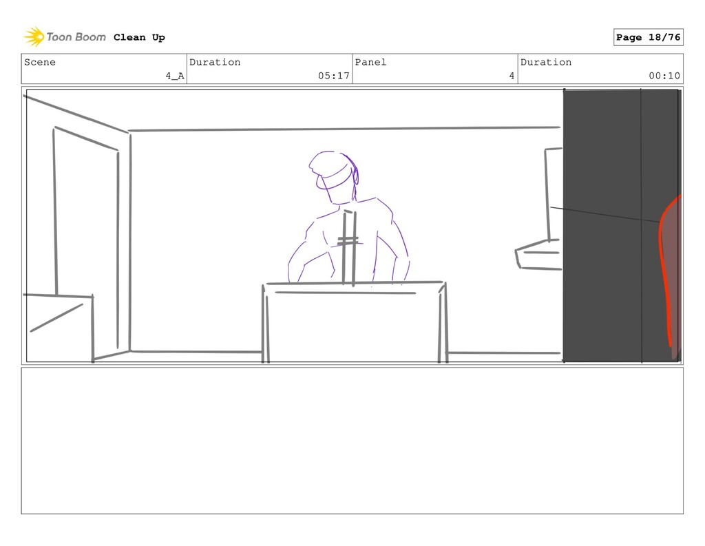 Scene 4_A Duration 05:17 Panel 4 Duration 00:10...