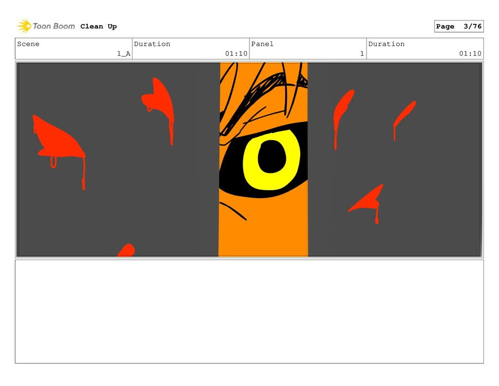 Scene 1_A Duration 01:10 Panel 1 Duration 01:10...