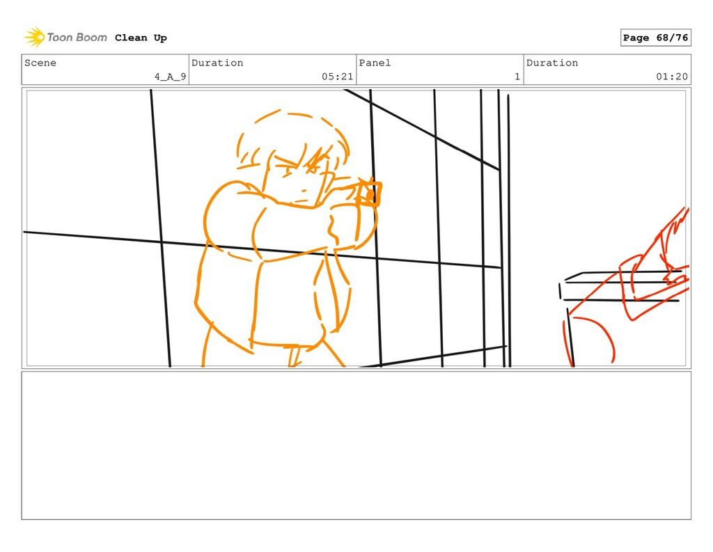 Scene 4_A_9 Duration 05:21 Panel 1 Duration 01:...