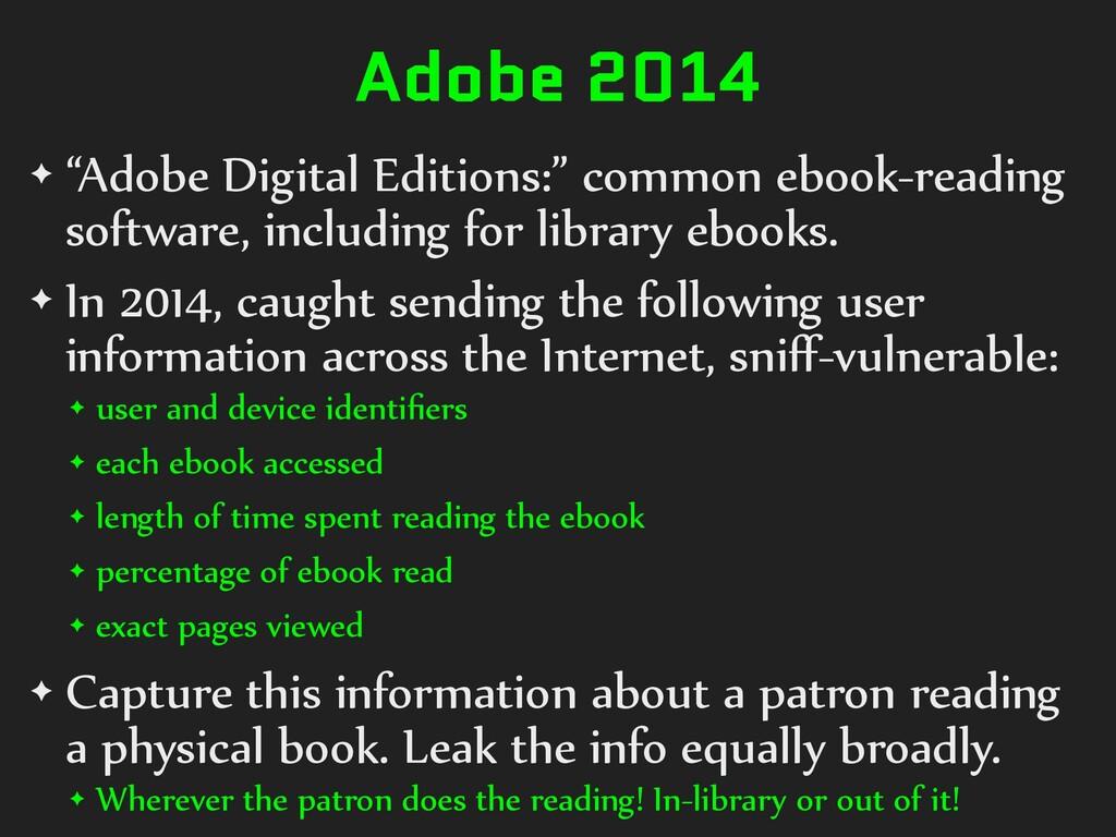 """Adobe 2014 ✦ """"Adobe Digital Editions:"""" common e..."""