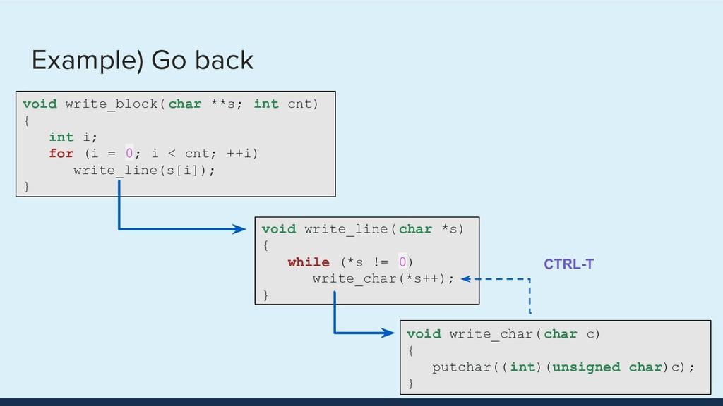 void write_char(char c) { putchar((int)(unsigne...
