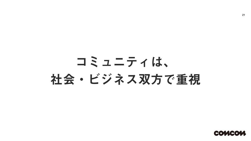 21 ίϛϡχςΟɺ ࣾձɾϏδωεํͰॏࢹ