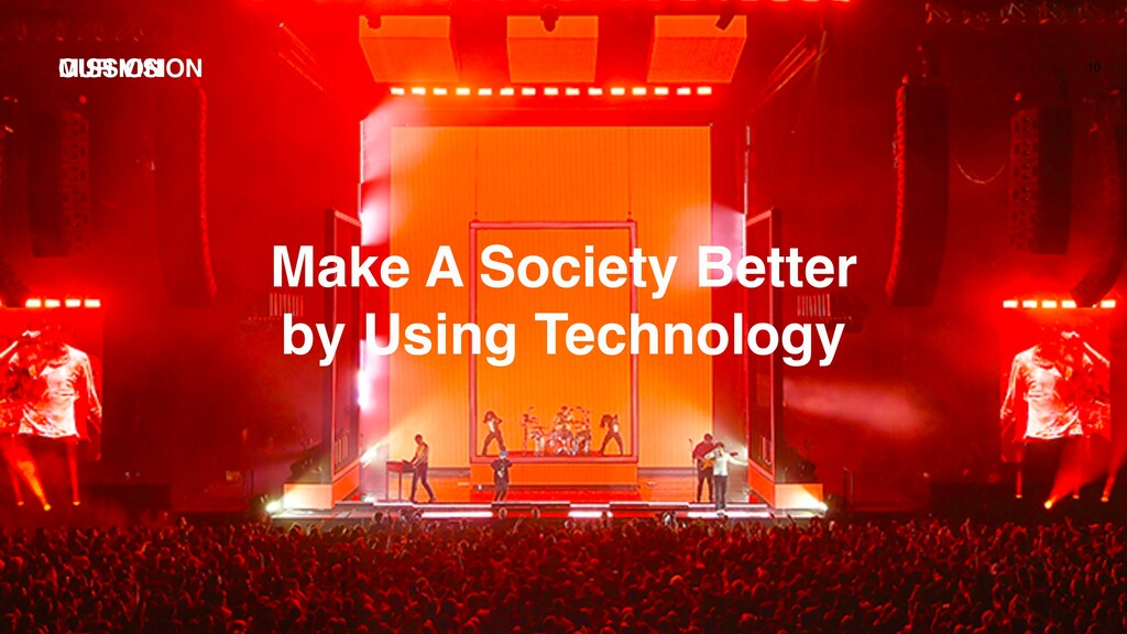 MISSION 10 Make A Society Bette r  by Using Tec...