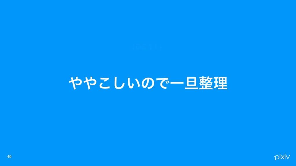 iOS 11+ ͍͜͠ͷͰҰ୴ཧ