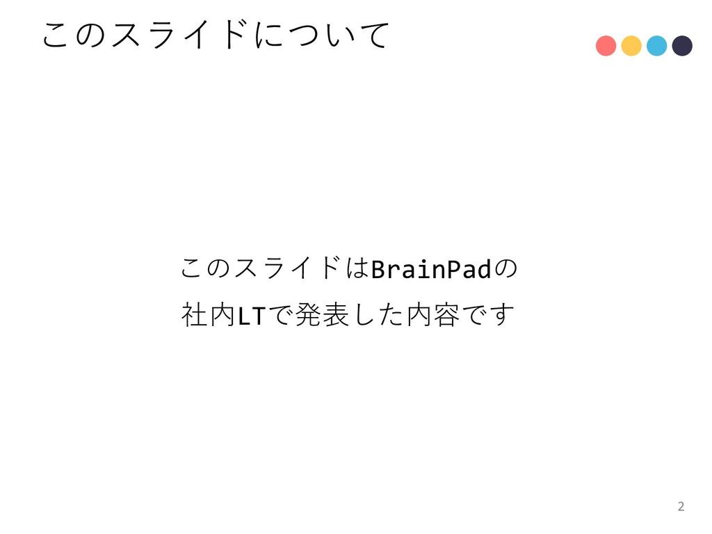 BrainPad  LT 2