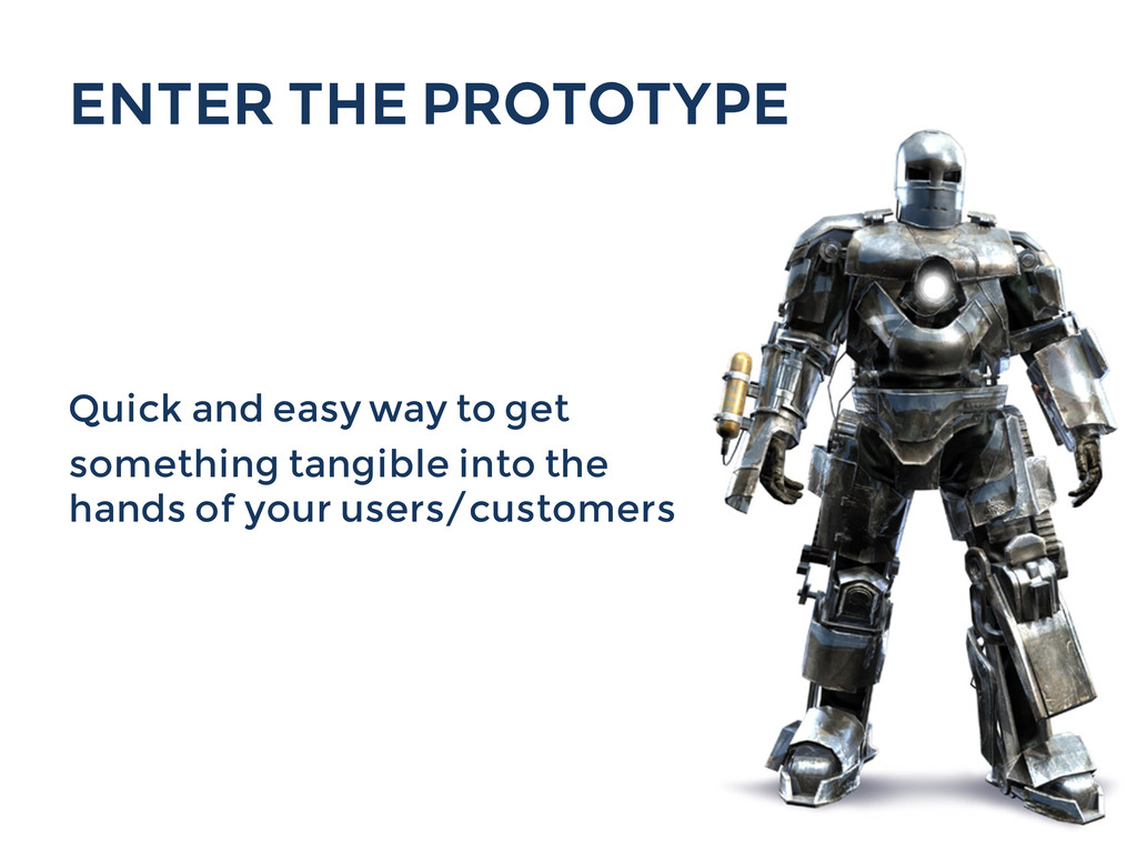 ENTER THE PROTOTYPE Quick and easy way to get s...