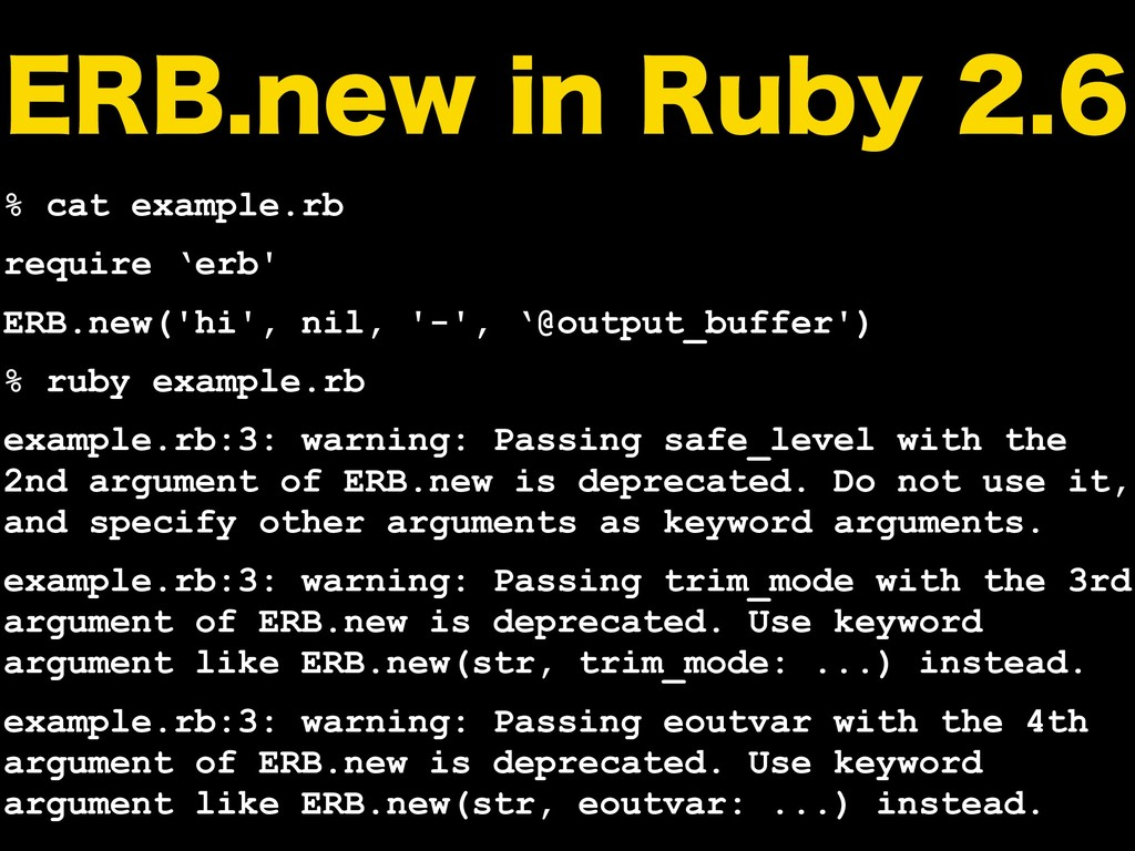 &3#OFXJO3VCZ % cat example.rb require 'e...