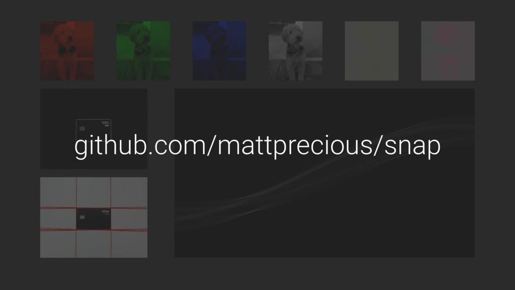 github.com/mattprecious/snap