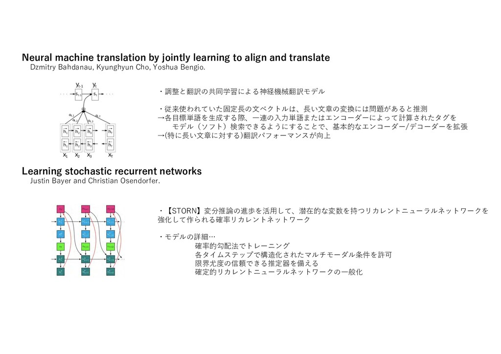 Neural machine translation by jointly learning ...