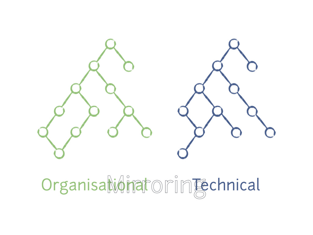 Organisational Technical Mirroring