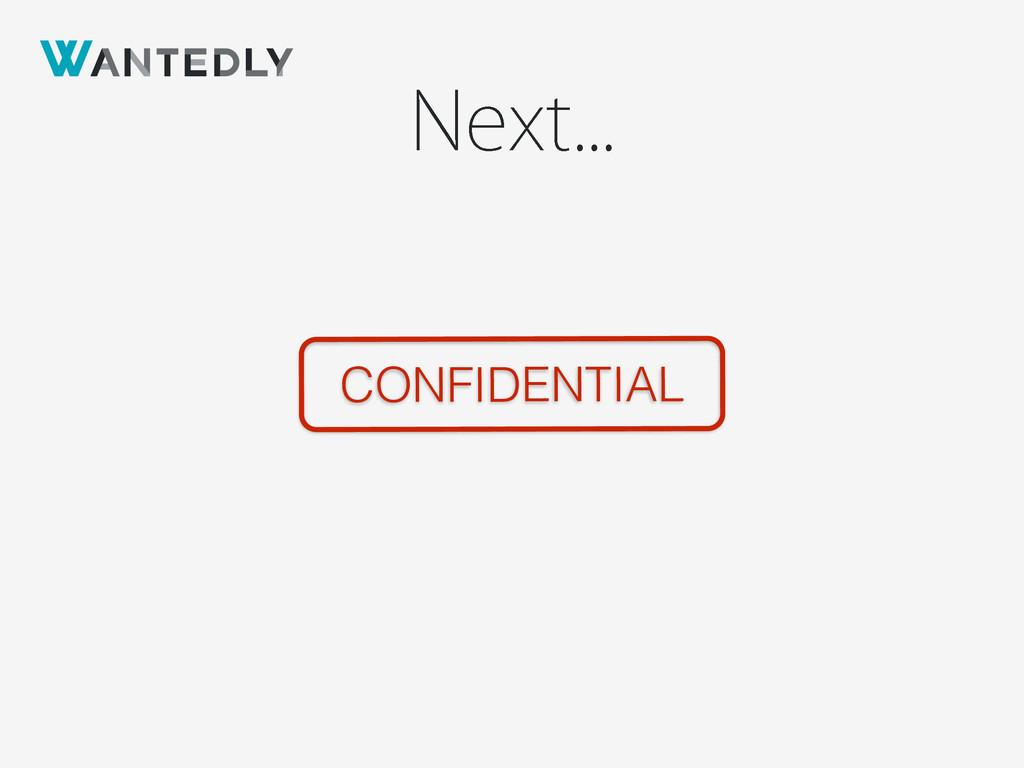 /FYU CONFIDENTIAL
