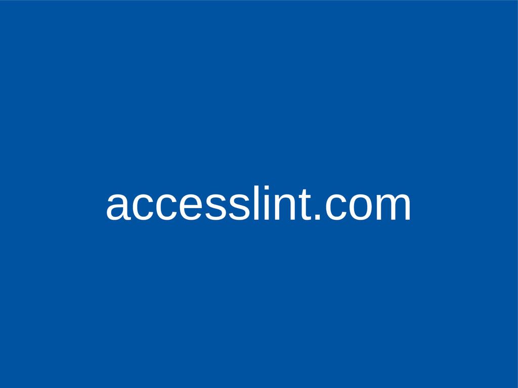 accesslint.com