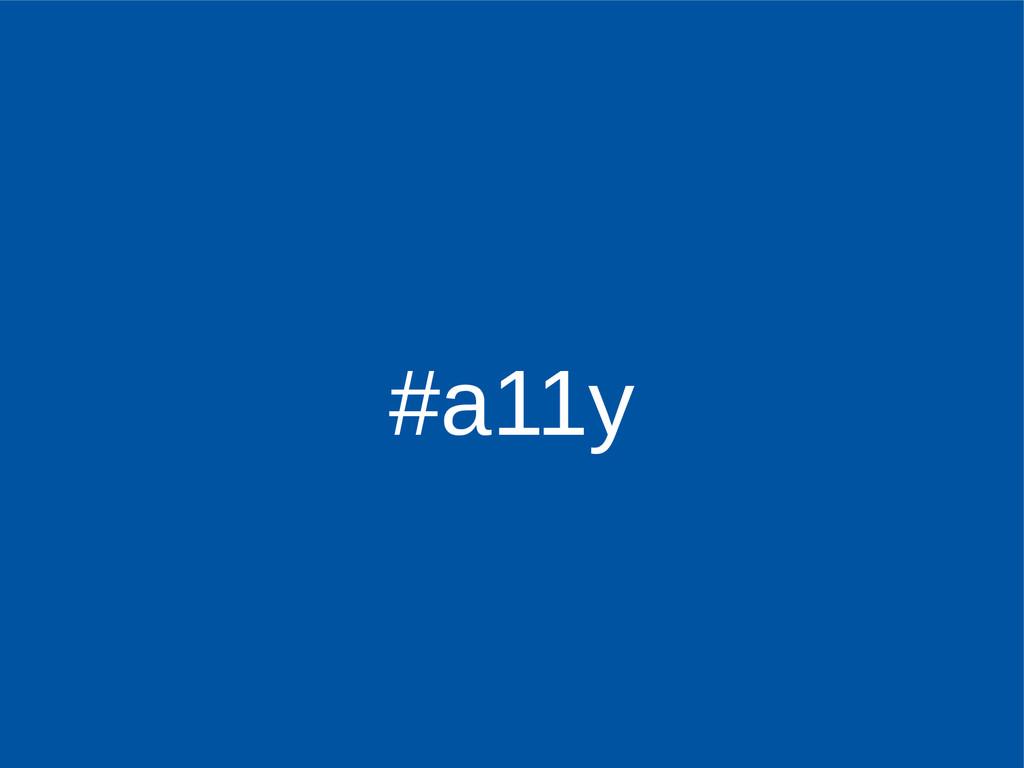 #a11y