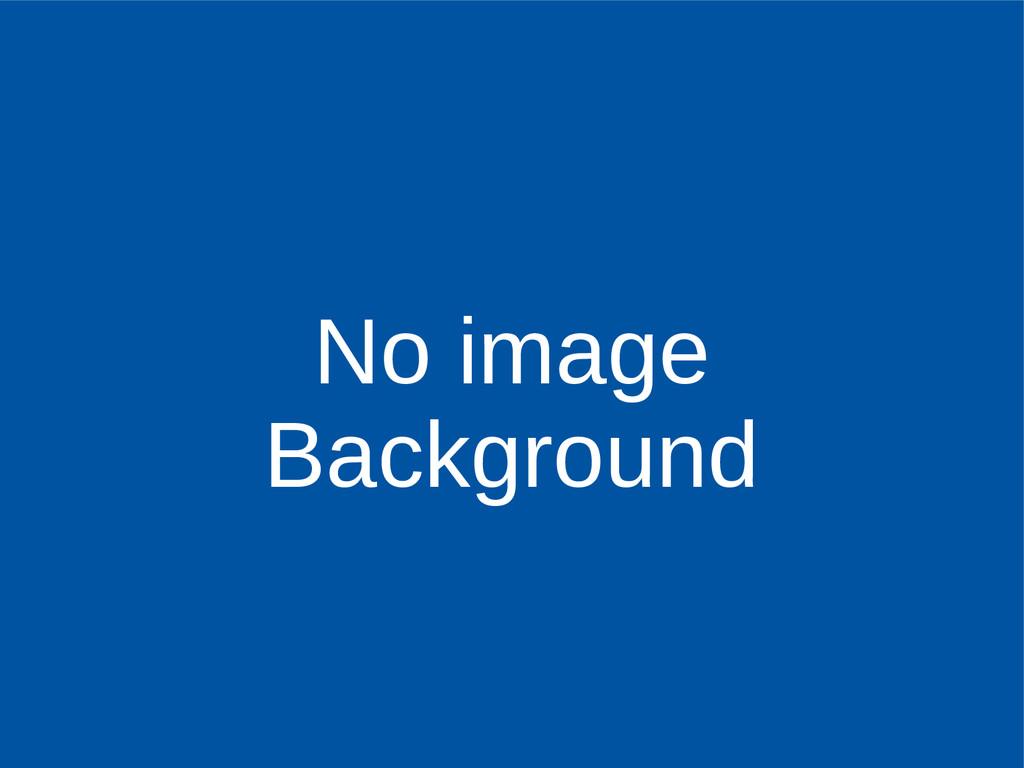 No image Background