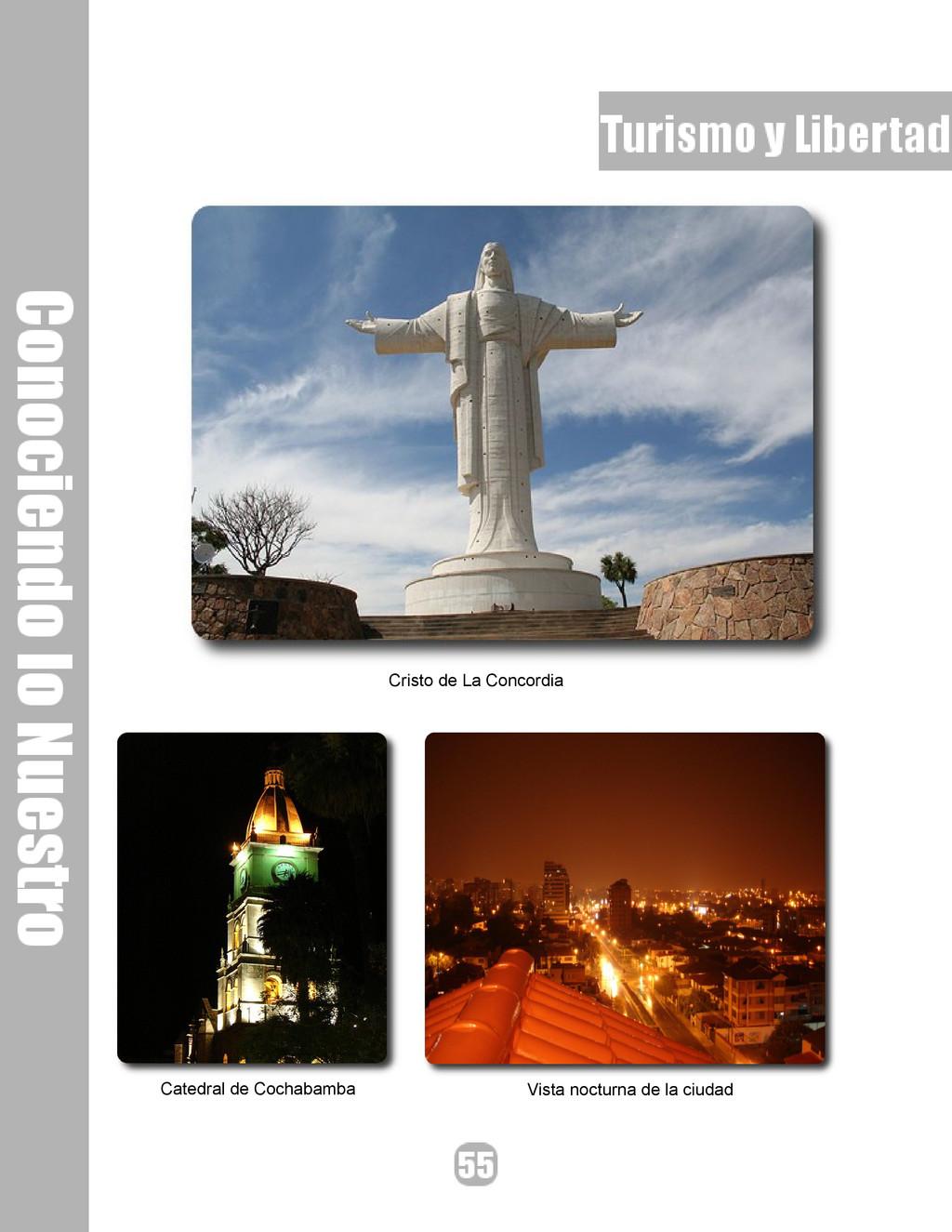 Cristo de La Concordia Catedral de Cochabamba V...