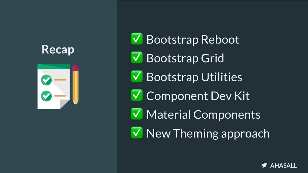 AHASALL ✅ Bootstrap Reboot ✅ Bootstrap Grid ✅ B...
