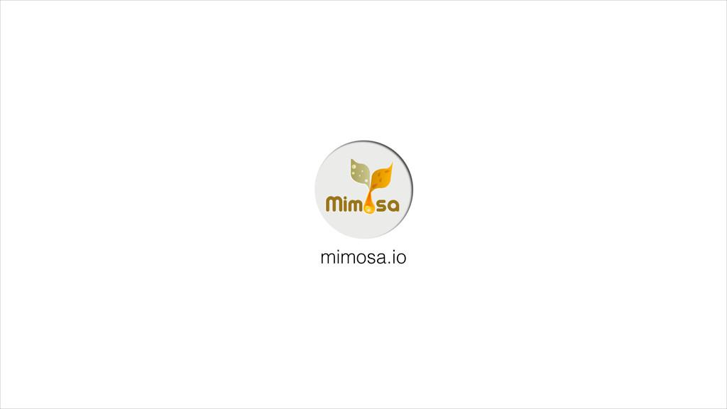 mimosa.io