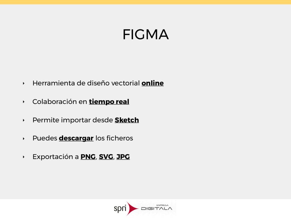 FIGMA ‣ Herramienta de diseño vectorial online ...