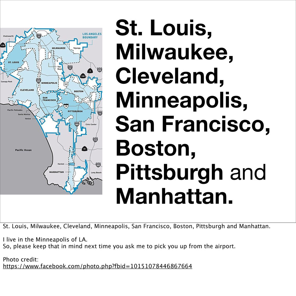 St. Louis, Milwaukee, Cleveland, Minneapolis, S...