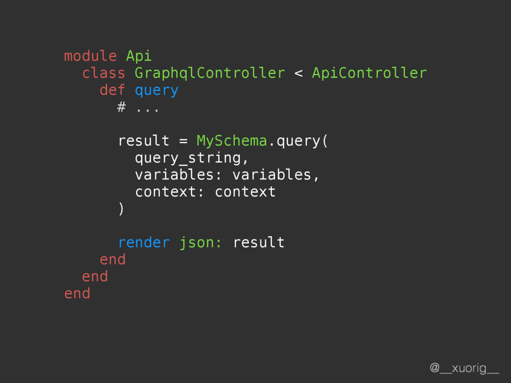@__xuorig__ module Api class GraphqlController ...