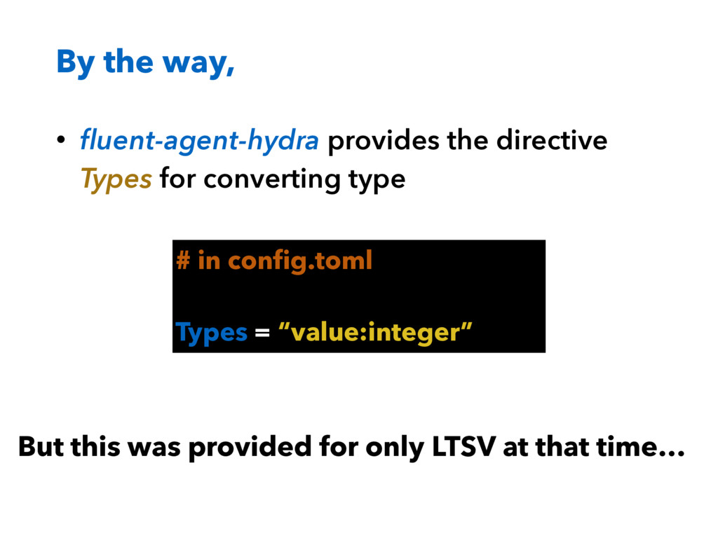 By the way, • fluent-agent-hydra provides the di...