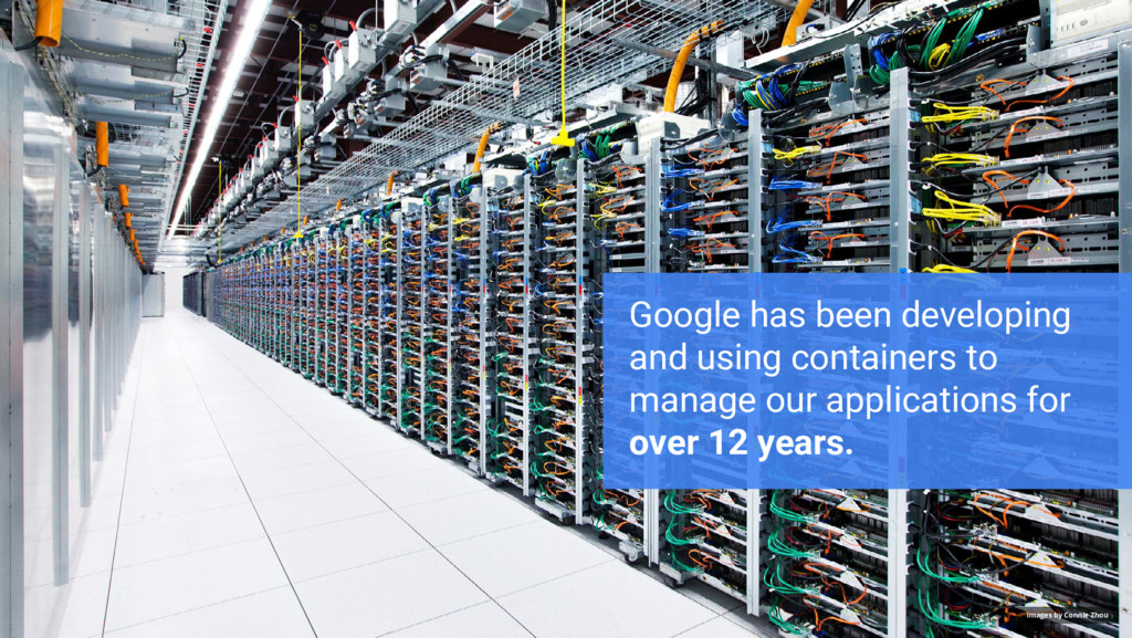 Google Cloud Platform Google has been developin...