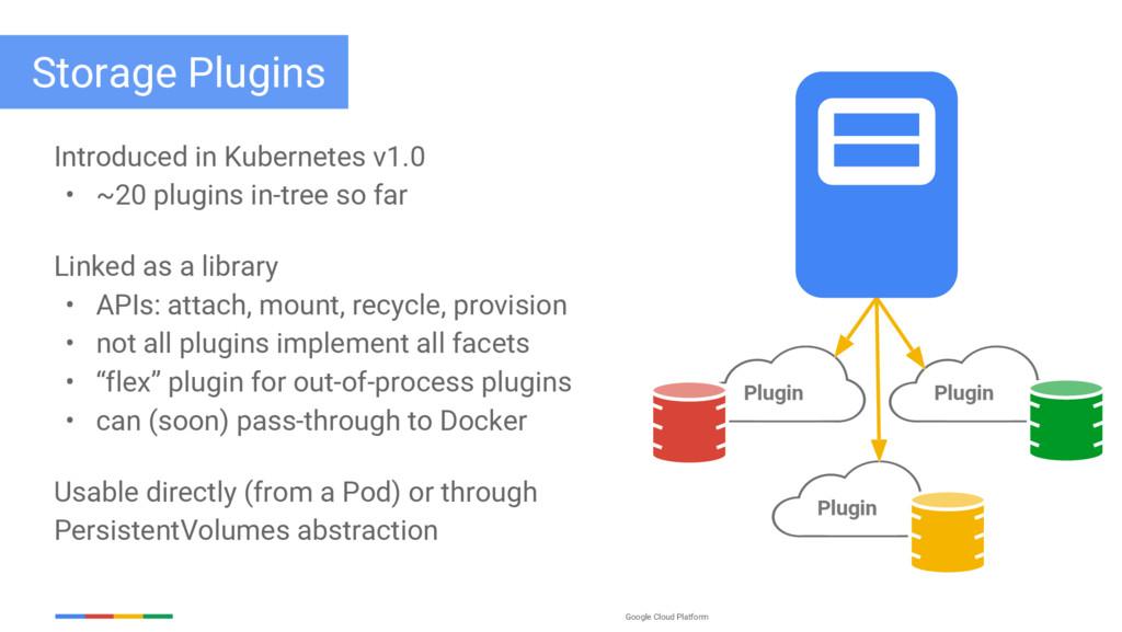 Google Cloud Platform Storage Plugins Introduce...